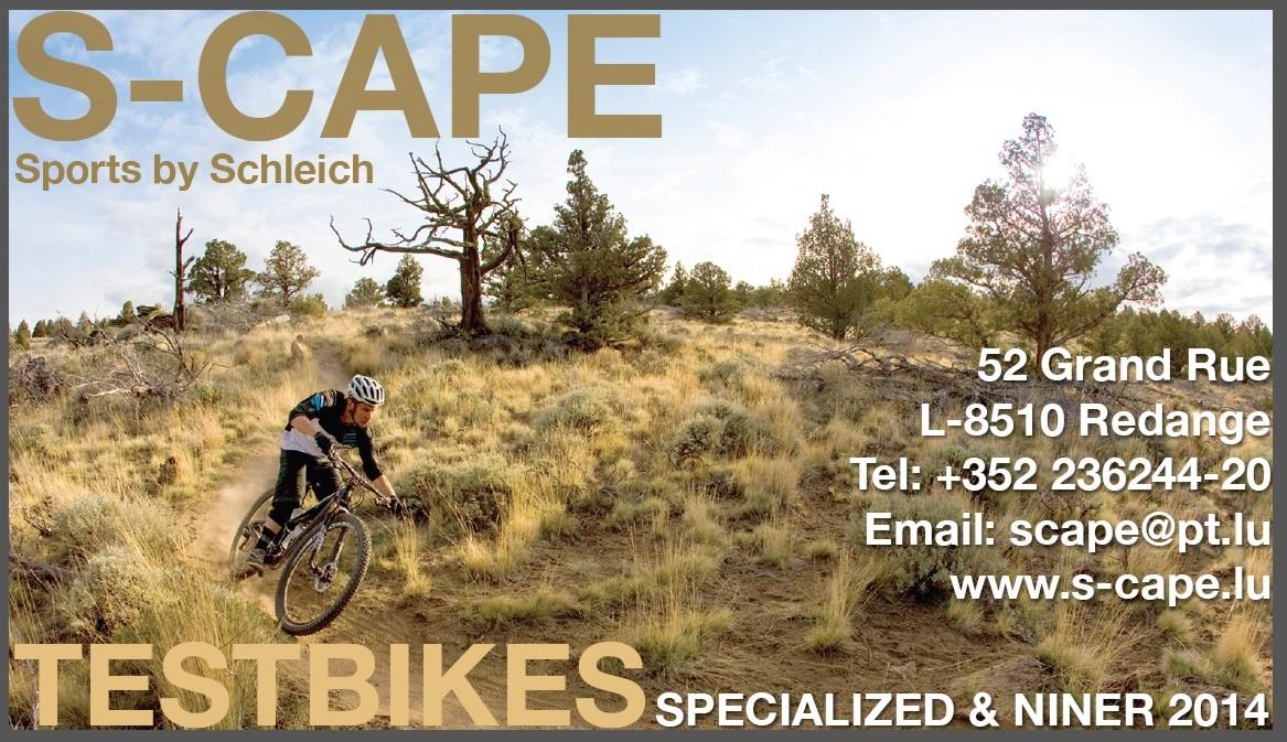 S-CAPE Sports by Schleich - L 8510 REDANGE