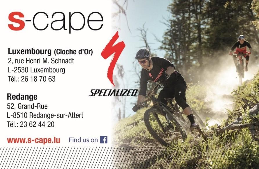 Cycles S-CAPE Rédange et Luxembourg