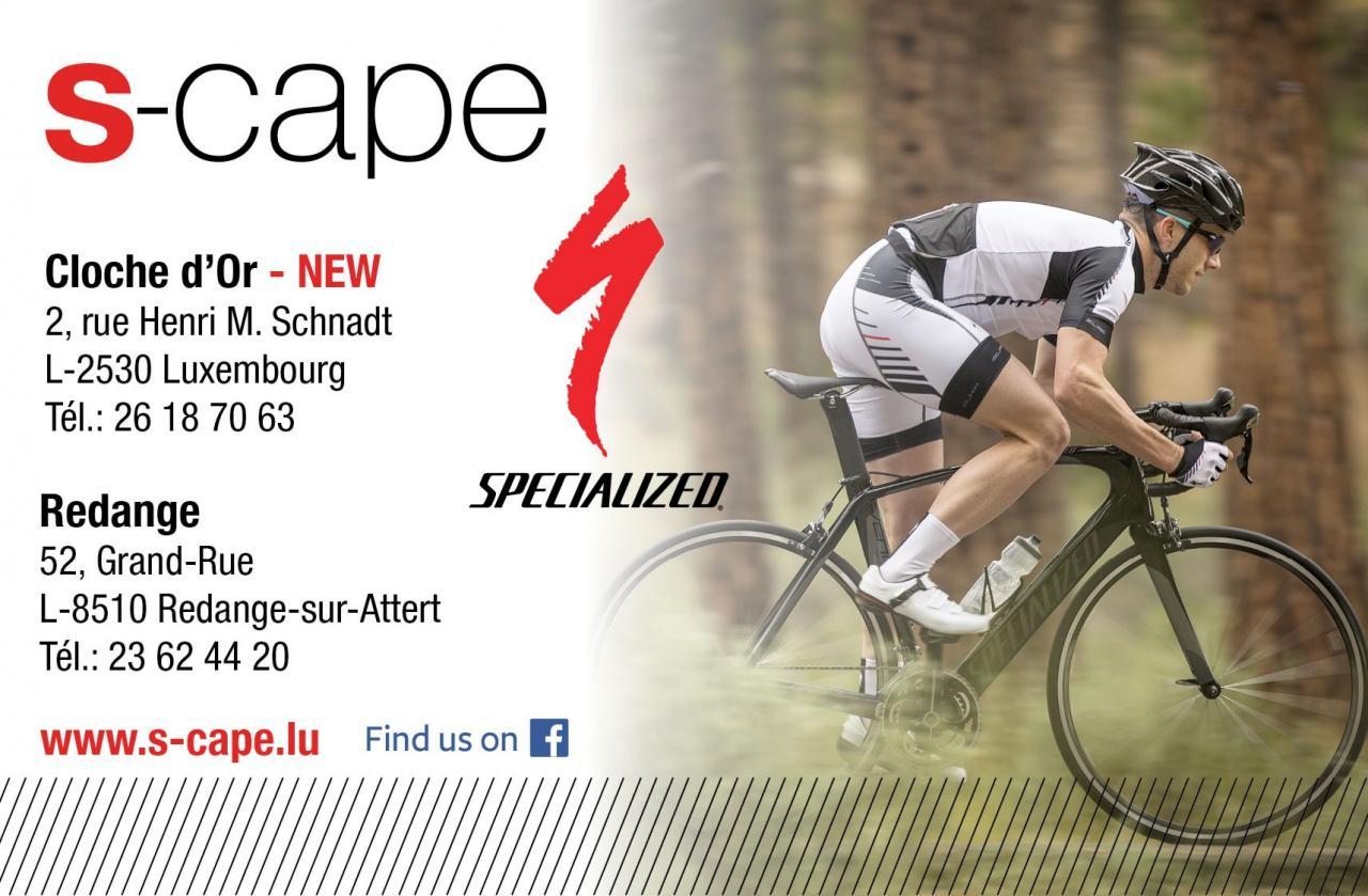 S-Cape Redange et Luxembourg