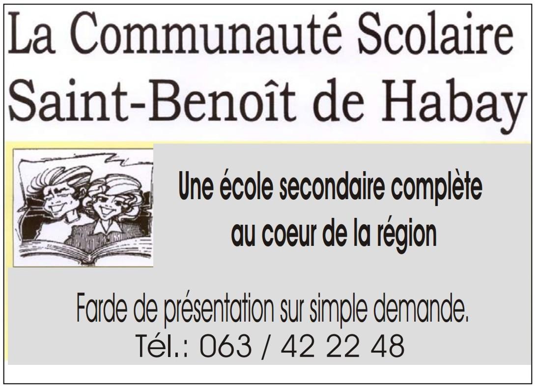 SAINT-BENOIT - Habay