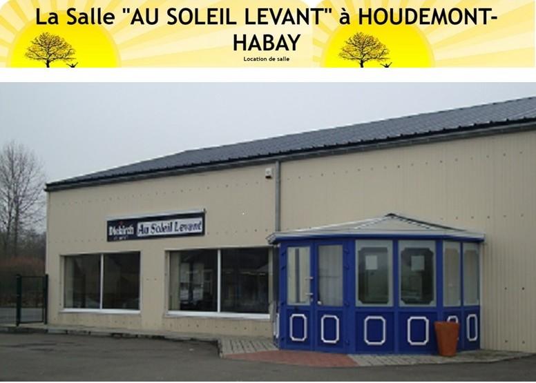Salle villageoise Au Soleil Levant à Houdemont