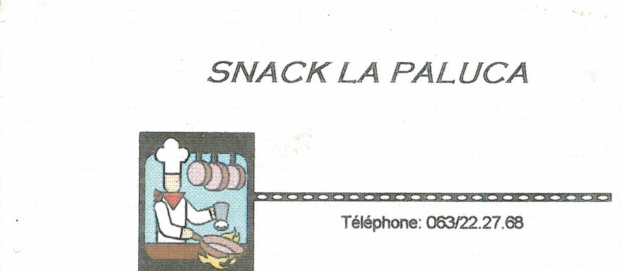 Snack LA PALUCA - Arloon