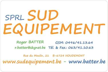 Sprl Sud équipement - Houdemont