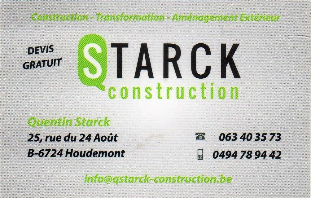 STARCK Quentin (Construction) Houdemont