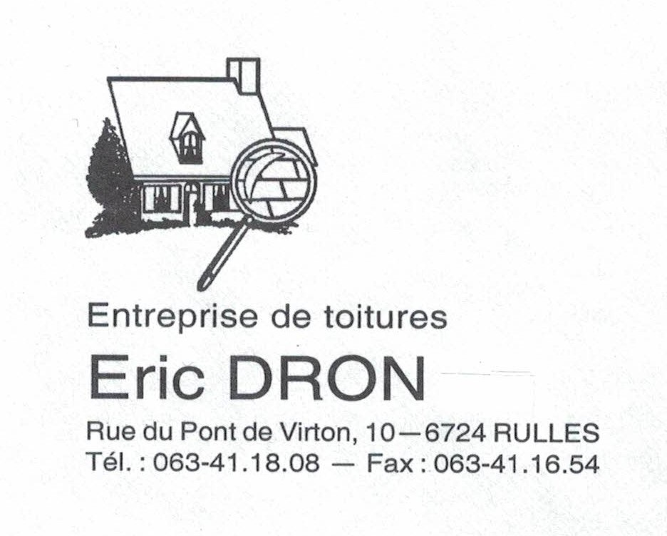 Toitures DRON Eric - Rulles