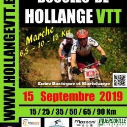 VTT à Hollange (Fauvillers) le 150919