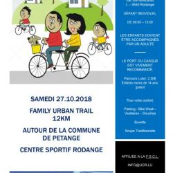 VTT Rodange Family Urban Trail - 12 km - 271018