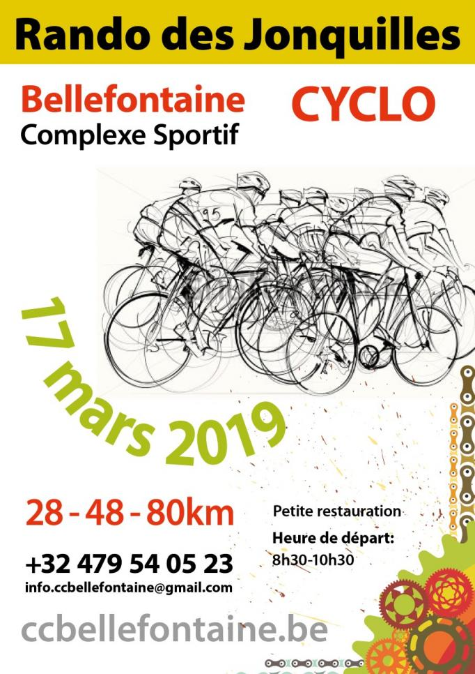 Cyclo a bellefontaine le 170321
