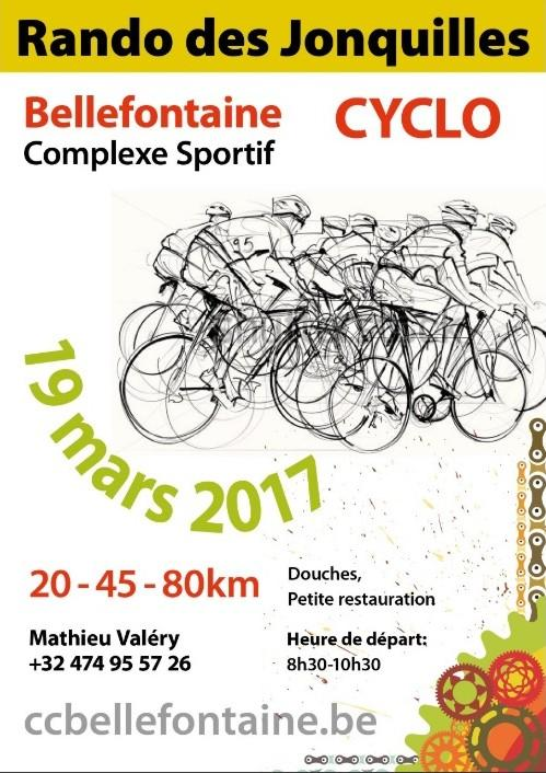 Cyclo a bellefontaine le 190317