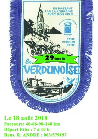 Cyclo a virton la verdunoise le 190819