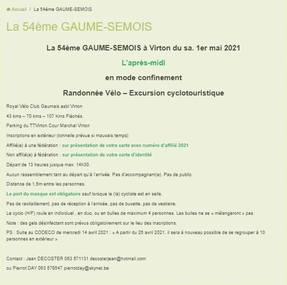 Ce samedi 1er mai : rando cyclo à Virton Cyclo-a-virton-le-010521