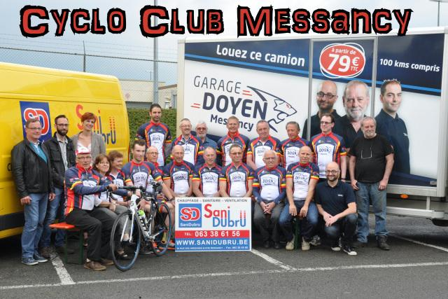 Cyclo club messancy