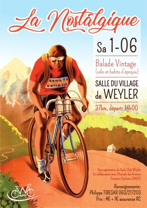 Cyclo la nostalgique weyler 10620