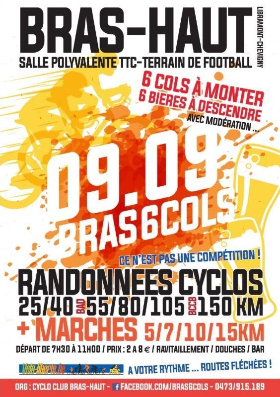 Cyclo marche a bras haut le 090918