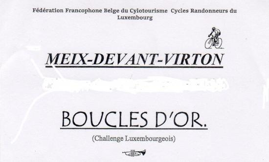 Cyclo marche a meix devant virton le 131021