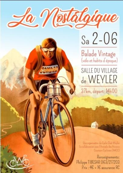 Cyclo vintage a weyler le 020618