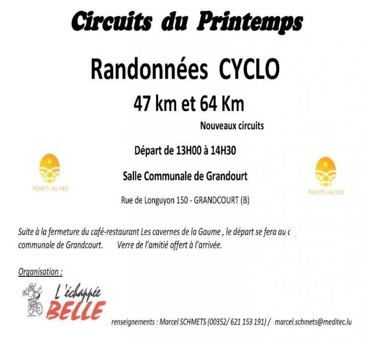 Cyclos a grandcourt virton le 40318