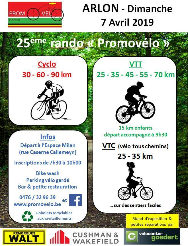 Cyclos vtt vtc a arlon le 70421