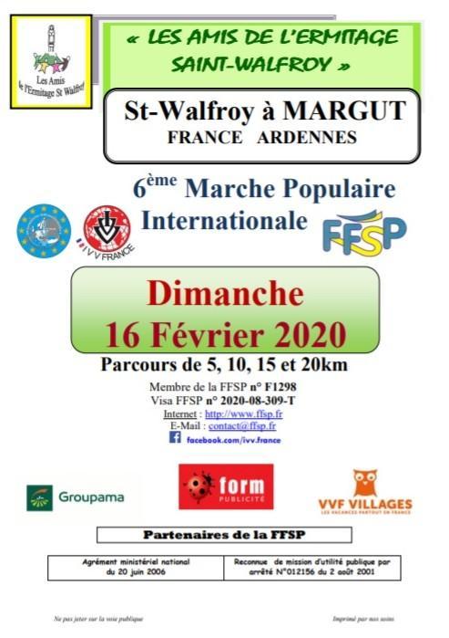 Marche a margut france le 160220 affiche