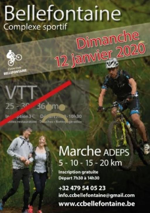 Marche adeps bellefontaine 120120