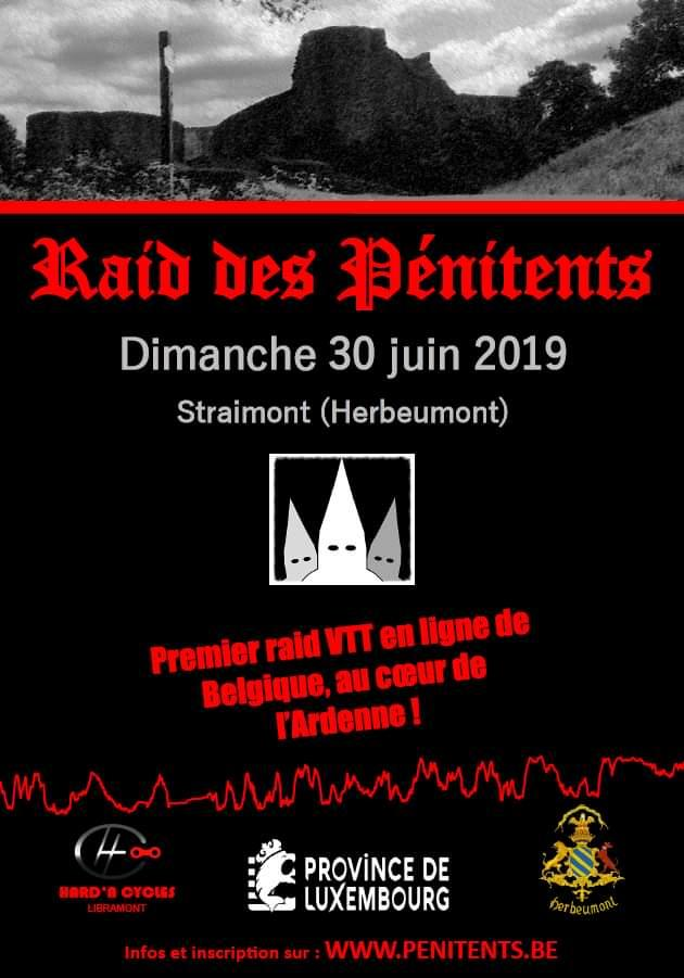 Raid des spenitents a staimont le 300620