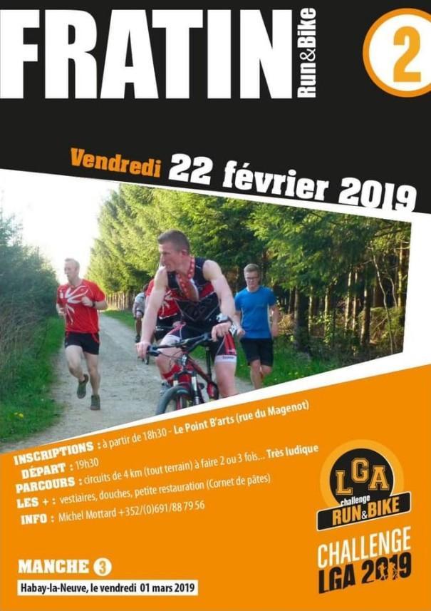 Run and bike a fratin etalle le220219