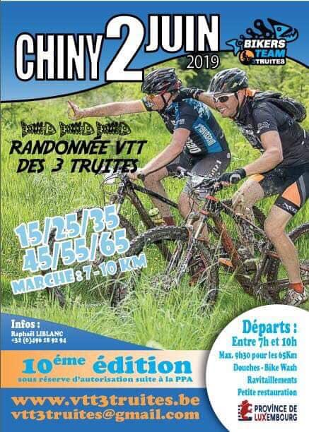 Vtt marche a chiny le 20620