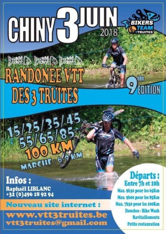 Vtt marche a chiny le 30620