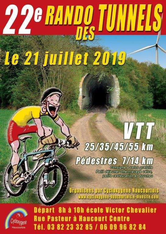 Vtt marche a haucourt f54860 le 210720