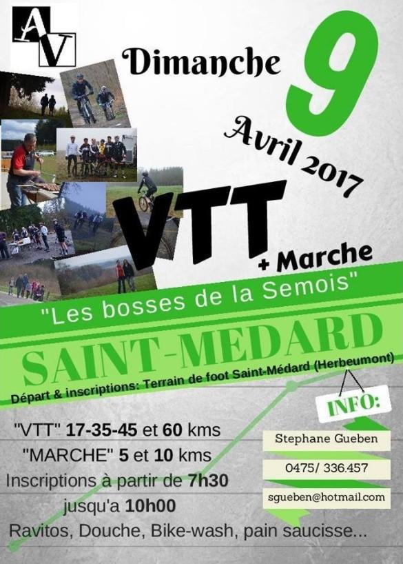 Vtt marche a saint medard herbeumont le 90418
