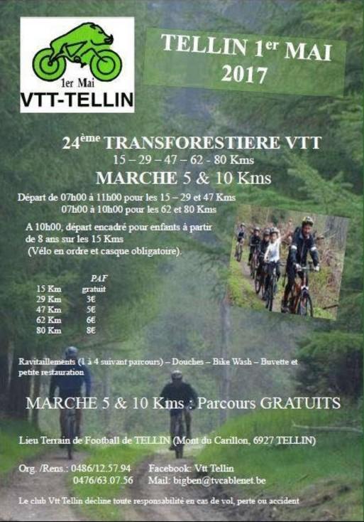 Vtt marche a tellin le 10518