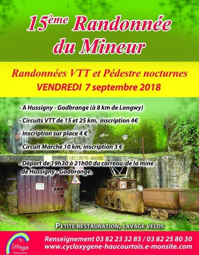 Vtt marche nocturne a hussigny fr le 70921