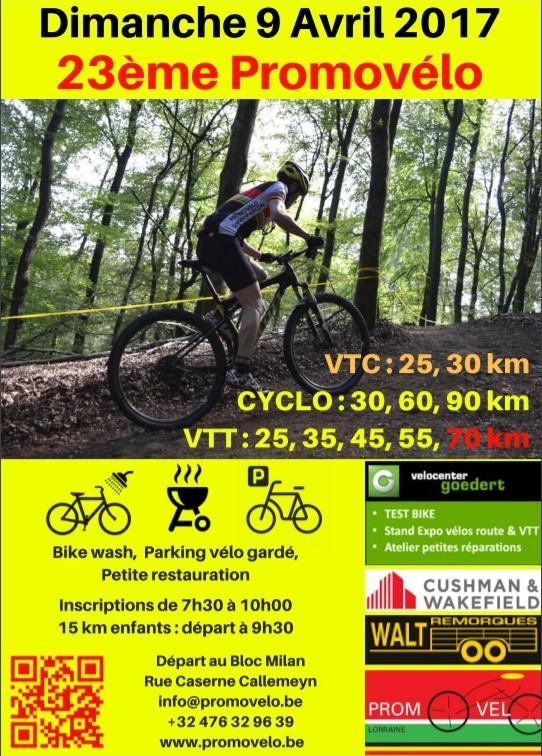 Vtt vtc cyclo a arlon le 9042019